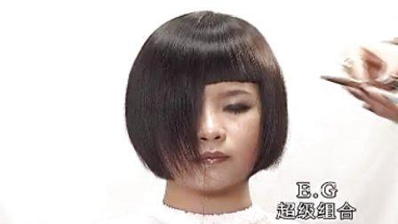 沙宣发型修剪 2012剪发视频