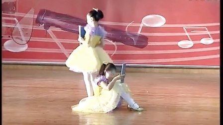 """""""希望之星""""赵恋雯等2人舞蹈《小书迷》"""
