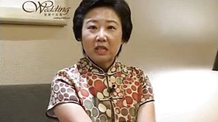 專業大妗羅勤芳傳授嫁娶禮儀(11)