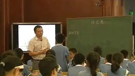 五年级语文活见鬼都江堰市奎光小学文涛课堂实录与教师说课