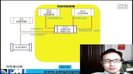 项目风险管理_PMP-PMBOK-项目管理培训师讲师杨修平