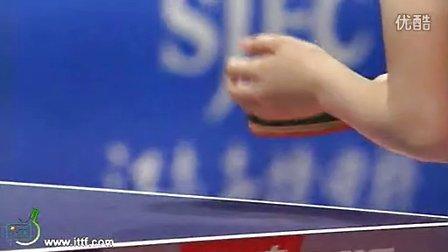 陈梦-刘诗雯  2012苏州公开赛女单决赛