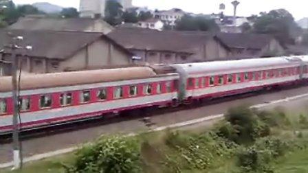 火车视频集锦(宁国)