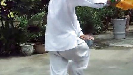 2012周口市陈州街清真寺开斋节心意拳表演DSCF5898