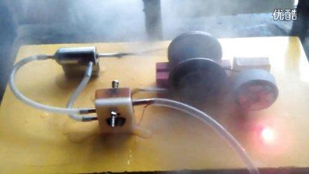 自制 蒸汽机