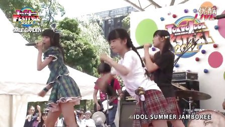 IDOL SUMMER JAMBOREE「ベリシュビッッ」TIF2012 201285