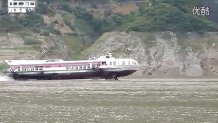 长江三峡波音水翼船(快艇)