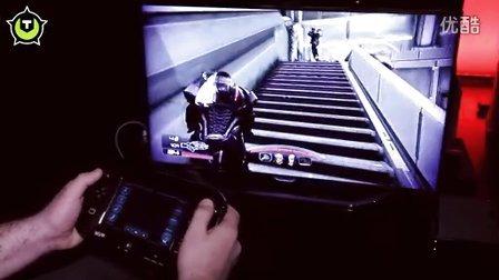 wiiu游戏fifa13与质量效应3上手试玩介绍