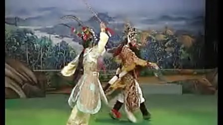 汕头市潮剧三团《五凤平西》上集:第二场