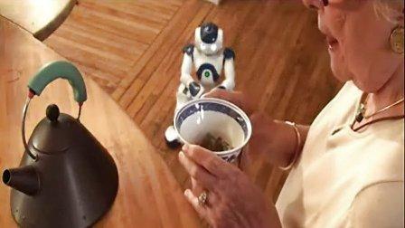 nao机器人应用案例--博乐机器人表演