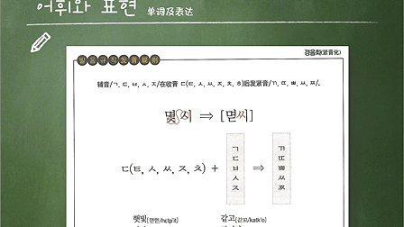 """跟李准基一起学习""""你好,韩国语"""" 第五课 披萨老师"""