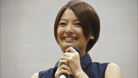岩瀬佑美子 乃木坂46卒業のご挨拶  10月27日個別握手会@パシフィコ横浜