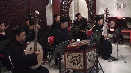 道教音乐《朝天子》(北京白云观赴美前彩排)