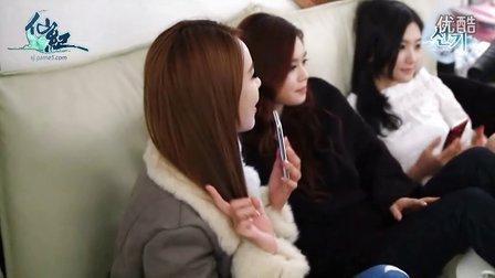 《江南style》MV美女参演《仙纪》大片