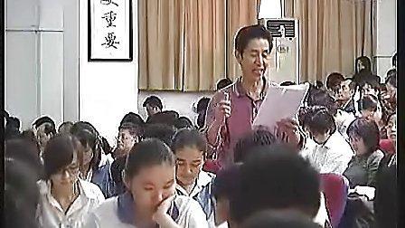 《捕蝶者》教学视频高二语文课堂教学及说课视频