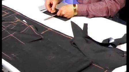 学服装设计_学习服装设计_服装设计培训_服装裁剪教学-裤类裁剪7