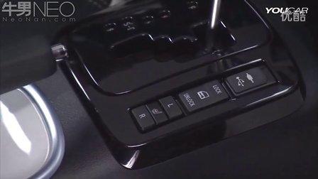 全球最年轻汽车品牌2013款Scion iQ EV内部