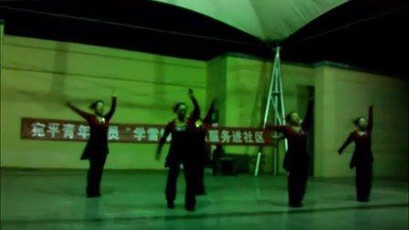 晓月广场舞---《踏古》