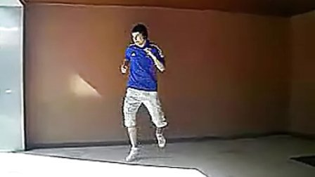 法国面具男鬼步舞最新跳法教你新跳法