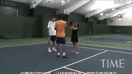 德约科维奇带来的网球课程