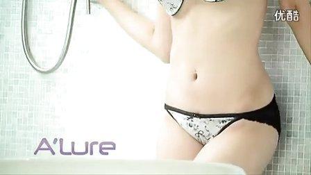 浴室比基尼美女洗澡写真视频 大胸美女美胸诱惑