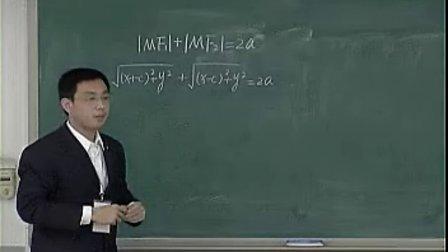 第一届东芝杯--椭圆及其标准方程--山东师大