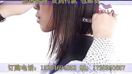 沙宣经典剪发 商业烫发排杠 时尚美发造型