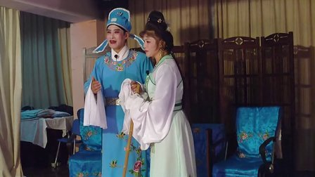 瞎女泪,周小五,马晓梅,上海演出现场,