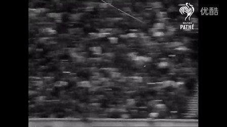 史上最伟大的田径巨星之一、纳粹人种论的终结者杰西欧文斯在1936年柏林奥运会上