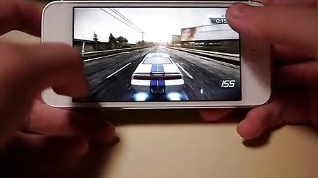 iPhone Android 游戏对比