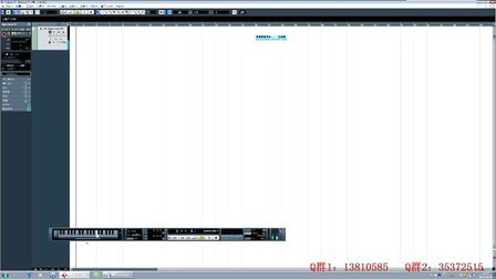 CUBASE5中文教程4-2:MIDI块的编辑、自动对...