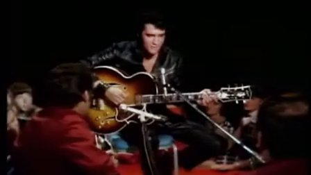 Elvis presley - One night with you