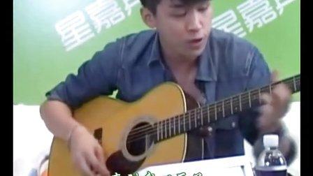 声动亚洲郭一凡演绎原创歌曲《够了》