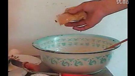 【火】安琪酵母做面包_面包机做面包出膜方法