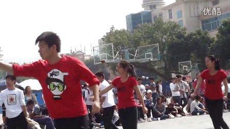 我们的冠军,福鼎一中高三乙(4)健身操