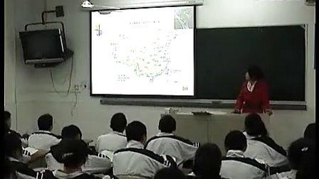 逐步完善的交通运输网初中地理八年级地理人教版课堂实录及教师说课