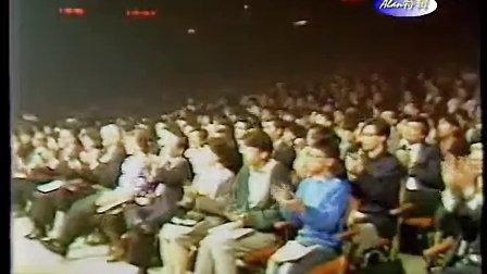 谭咏麟88年金曲奖宣布不再参加颁奖并演唱无言感激 高清
