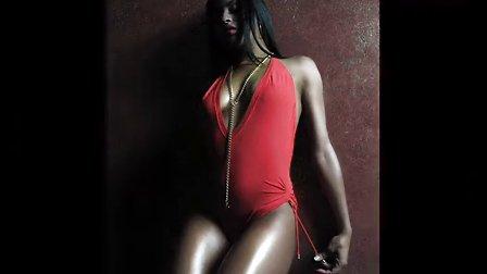 非洲系列 美丽的黑人女性 1