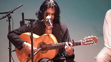Indian Cante Flamenco Hindu Roma Gypsy roots concert