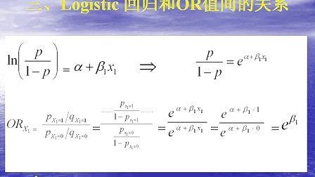 第11章  Logistic回归分析(数据熊猫论坛 www.datapanda.net)