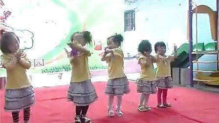 小猪吃的饱饱 儿歌 舞蹈 六一节目 幼儿园 标清