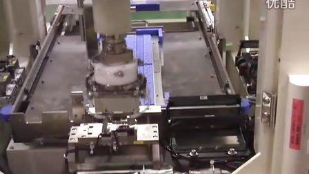 EPSON 四轴机械手RS3手机模块化柔性生产平台