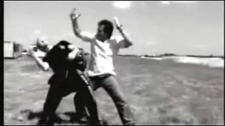 KFM Keysi战斗方法演示片段从蝙蝠侠开始