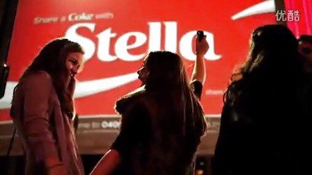澳大利亚可口可乐个性化营销《姓名瓶身》