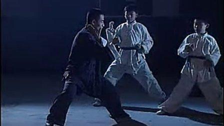 八极拳教学   张龙讲解上(流畅)