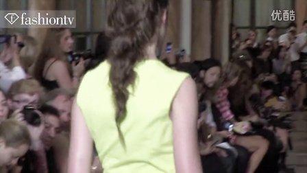 时装周-史蒂菲尔·克里斯缇恩斯(Steffie Christiaens)走道秀-巴黎2012春季时装