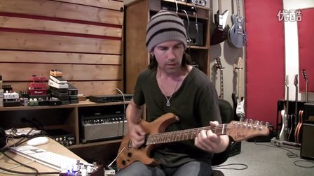 Wampler Dual Fusion Overdrive, demo by Pete Thorn