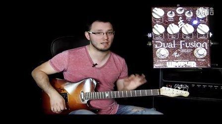 Wampler Pedals - Dual Fusion (Tom Quayle demo)