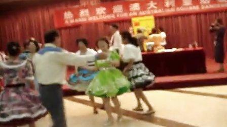 2012.09.15北京美國方塊舞舞會(4)Billlu2008