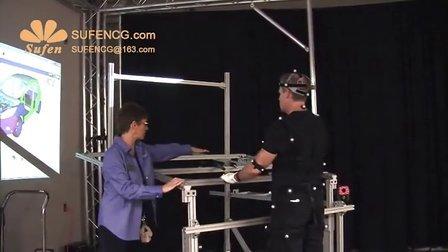 虚拟现实 福特公司先进的虚拟研发生产制造技术 虚拟现实技术公司世峰数字科技SUFENCGCOM